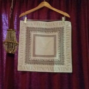Valentino handkerchief